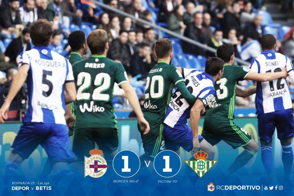 Borges y Pezzella en el Deportivo Betis