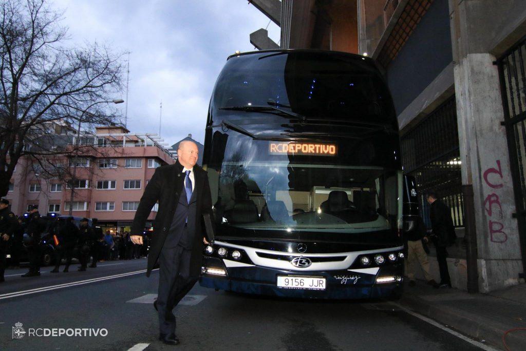 Debut Pepe Mel con el Deportivo de La Coruña