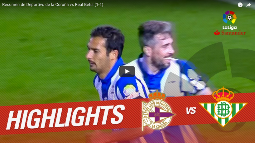 Resumen Deportivo Betis