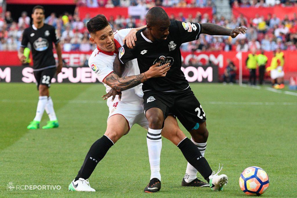 Kakuta Sevilla-Deportivo
