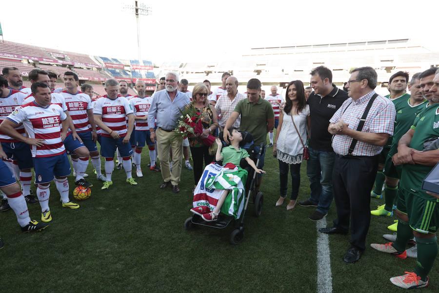 partido benefico Granada y Betis 2